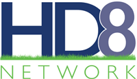 HD8 Network Logo