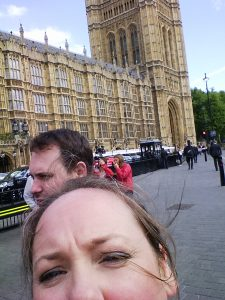 HD8 Network goes to Westminster