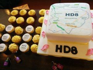 Oliver James Sugarcraft HD8 Network First Birthday Meetups