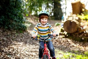 John Steel Photography Family Boy on Bike