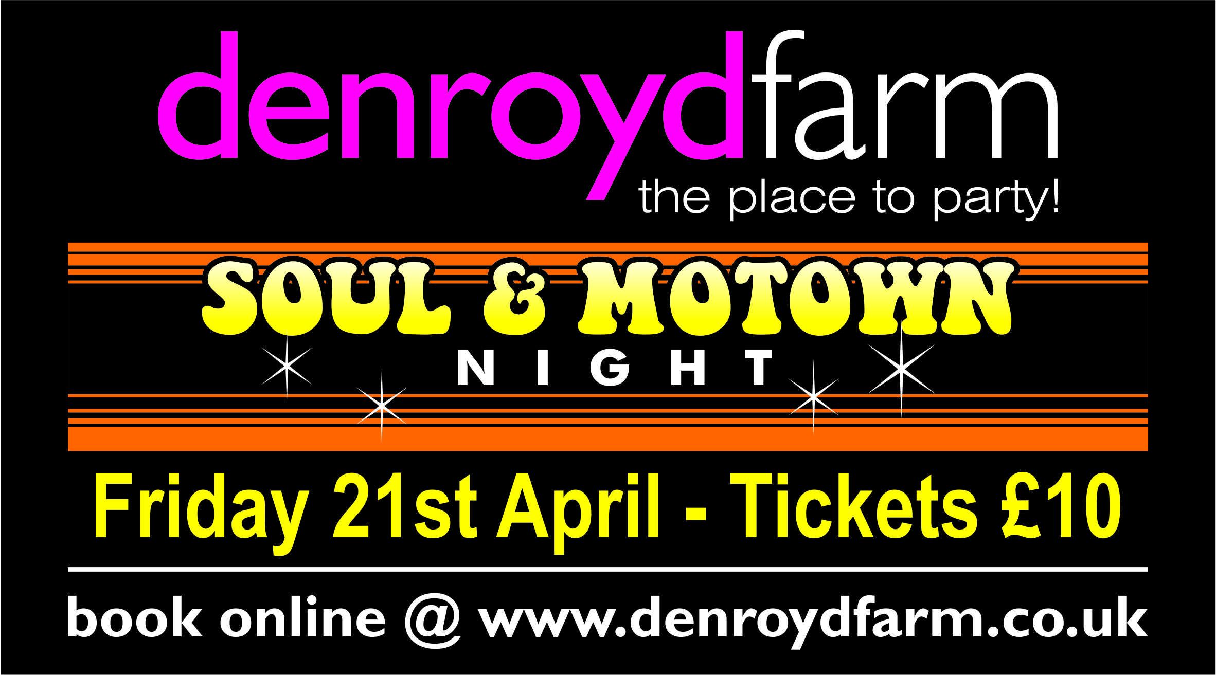 Denroyd Farm soul motown