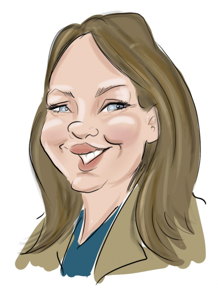 Merewyn Sayers at Solutions Solutions