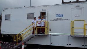 NHS breast screening