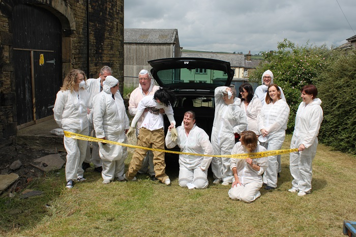 Free CSI sessions for the public in Huddersfield!