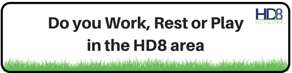 Do you work rest or play in the HD8 area_