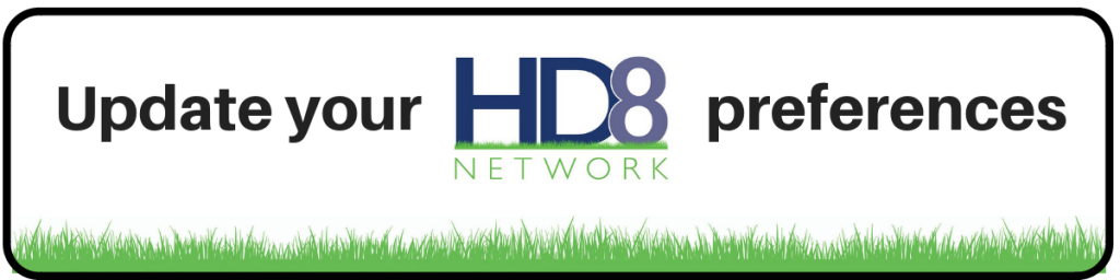 Update your HD8 Network preferences button 2