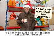 The Welcome Centre - Food Bank not just for Xmas