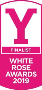 White Rose Awards 2019 Y Finalist - Storthes Hall