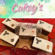 Cakey Christmas cake