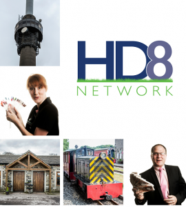 HD8 Network Background Story - Rebrand in 2015