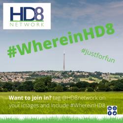 #WhereinHD8 HD8 Network #Justforfun