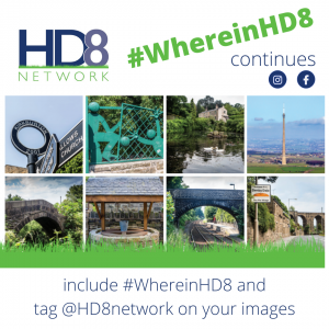 #WhereinHD8 HD8 Network