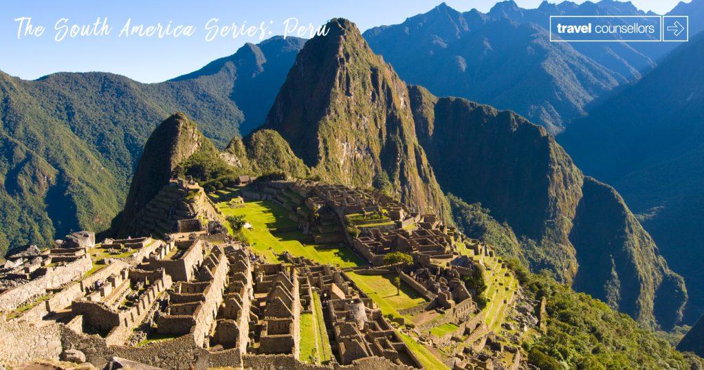 SOUTH AMERICA-Peru-Macchu Pichu