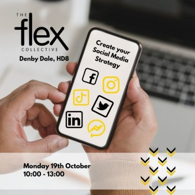 Flex Collective Social media strategy training session