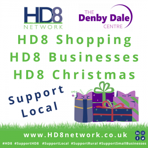 HD8 Christmas Shopping Directory
