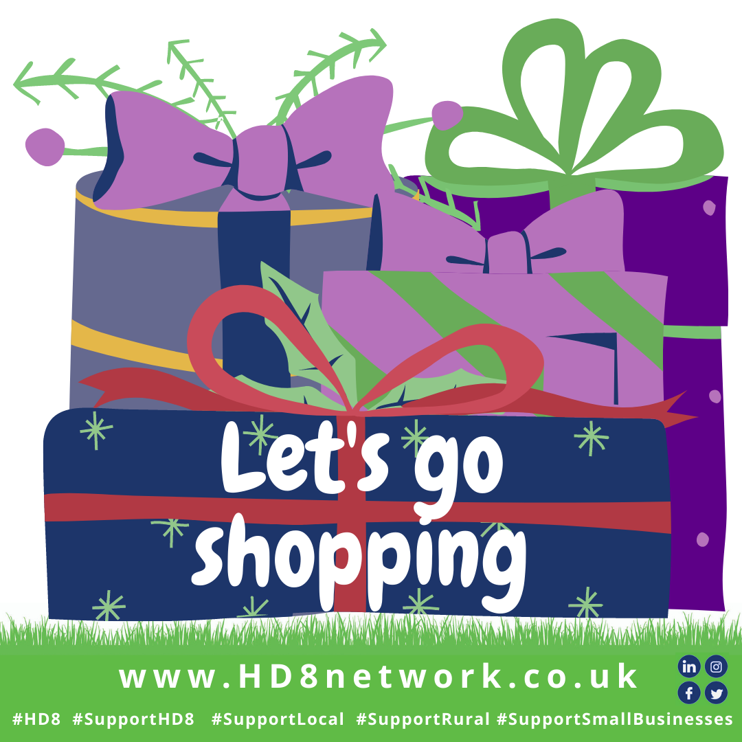 Lets go Christmas Shopping HD8