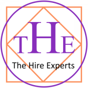 The Hire Experts Logo