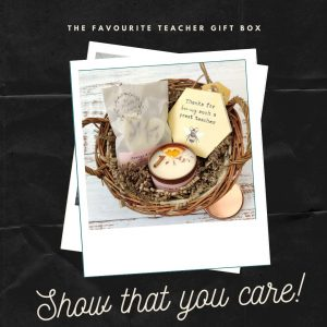 Baxter & Boo - The favourtie teacher gift box