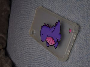 Imogen Rose Designs dinosaur Phone Cover