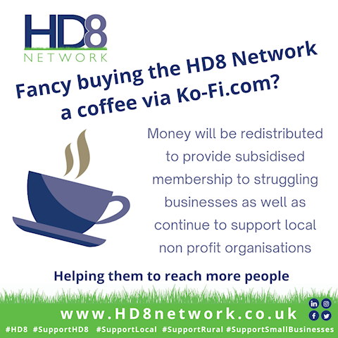 Buy HD8 Network ko-fi app
