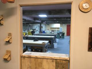 Denby Dale District Mens Shed workshop
