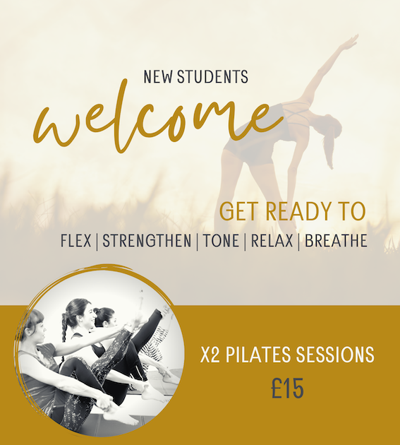 Pilates small group sessions