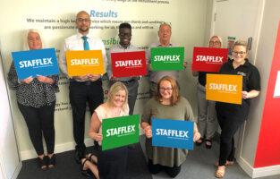 Stafflex new logo