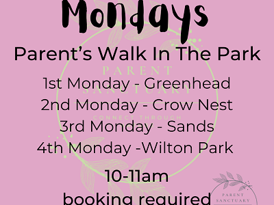 Parent's Walk in the Park