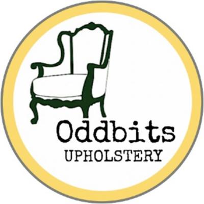 Oddbits upholstery logo