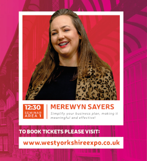 Sayers Solutions speaks at West Yorkshire Expo