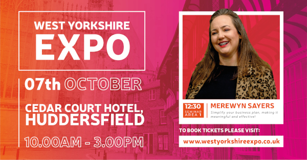 West Yorkshire Expo - Merewyn Sayers