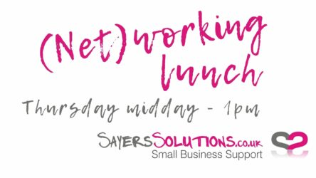 sayers solutions (net)working lunch